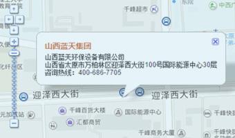 万博手机登录入口集团地图标注